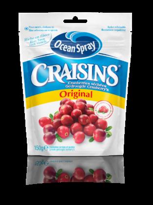 Productnieuws: Ocean Spray Craisins
