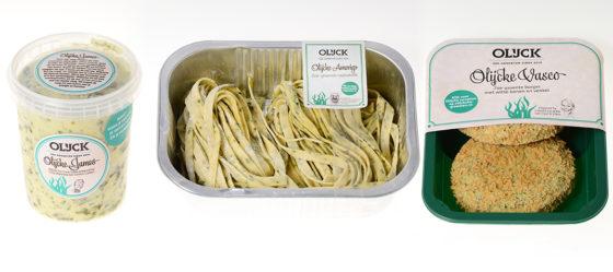 Productnieuws: Soep, pasta en burgers met zeewier moet vegaklant aanspreken