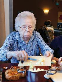 De voeding van zelfstandig wonende ouderen *
