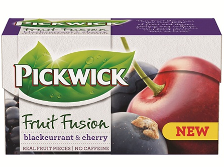 Productnieuws: Pickwick introduceert Fruit Fusion, fruitinfusies zonder cafeïne