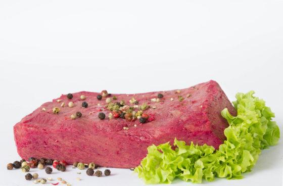 Biefstuk van plantaardige eiwitten ontwikkeld