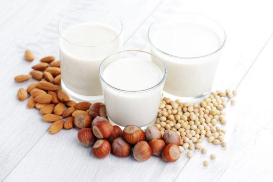 Engeland bezorgd over mogelijk jodiumtekort door alternatieve melkdranken
