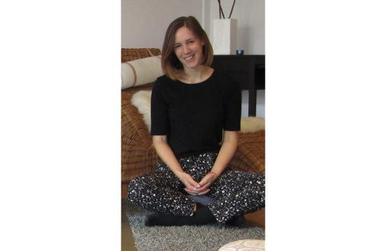 Roxanne van Oeveren: 'Mindfulness helpt mensen zichzelf te helpen'