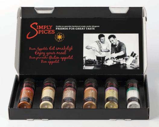Producten onder de loep: Simply Spices *