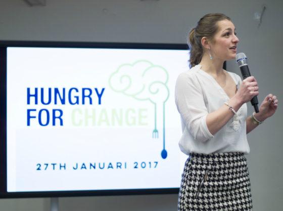 Symposium Hungry for change: tips voor diëtetiek