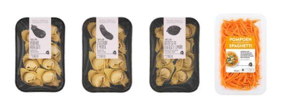 Productnieuws: Ook pompoenspaghetti in assortiment Albert Heijn