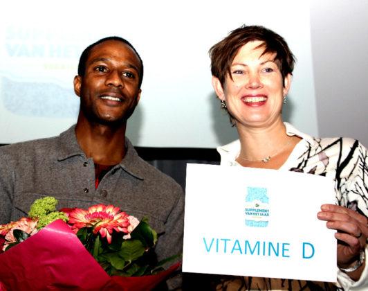 Vitamine D supplement van het jaar