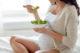 Attachment voeding zwangere vrouw 80x53