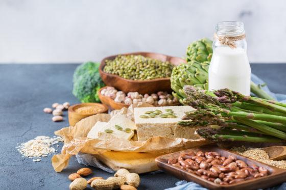 Sterfterisico omlaag door consumptie van vetten, fruit, groenten en peulvruchten