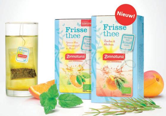 Producten onder de loep: Zonnatura Frisse thee *
