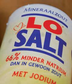 De FNLI Taskforce zout in Levensmiddelen *