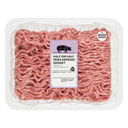 Albert Heijn verwerkt regionale voorkeuren in vleesschap