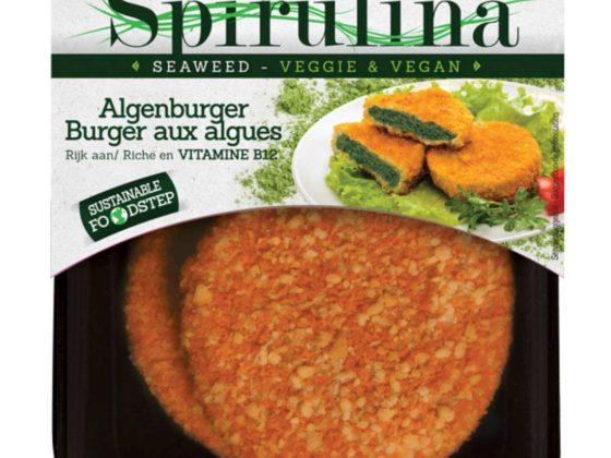 Productnieuws: Jumbo komt met algenburger