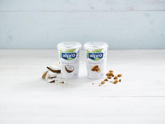 Productnieuws: Alpro lanceert nieuwe variaties op yoghurt
