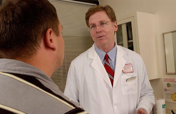'Jonge artsen prefereren ingreep in levensstijl boven uitschrijven recept'