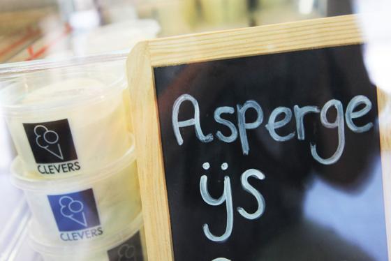 Aspergewijn of –ijs proeven? Kom naar De Aspergewinkel!