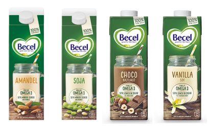 Productnieuws: Becel introduceert serie plantaardige dranken