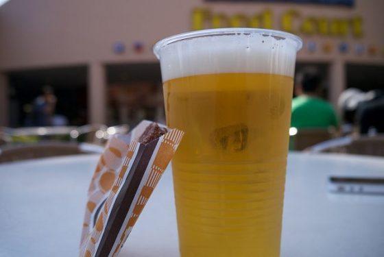 'Slokje bier genoeg voor verlangen naar meer, sportdrank niet'