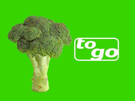 Broccoli To Go op Utrecht Centraal