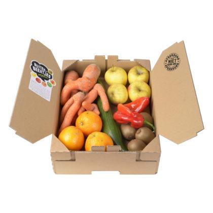 Albert Heijn verkoopt groente met afwijkende vorm