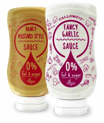 Producten onder de loep: Nieuwe sauzen van Callowfit