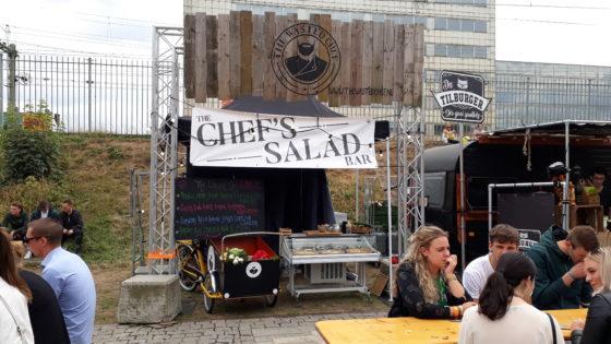 Wasted Chef adviseert foodtrucks over voedselverspilling op Festival Mundial (video)