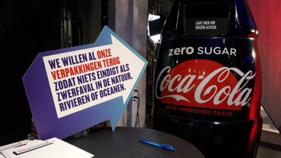 Productnieuws: Coca-Cola zet verder in op minder suiker en minder plastic (video)