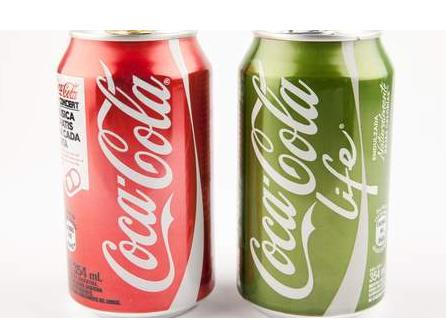 Productnieuws: Coca-Cola met stevia bereikt Europa