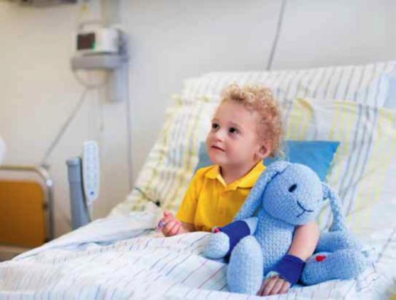 De invloed van parenterale voeding en groei bij kinderen met darmfalen