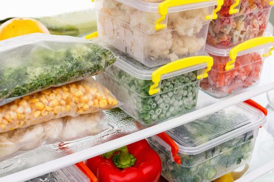 WUR: voedselverspilling komt meer door vers dan diepvries