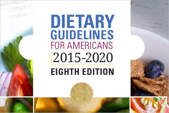 Nieuwe voedingsrichtlijnen VS houden vast aan beperking verzadigd vet