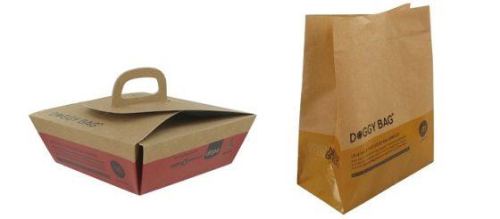 Doggybag moet voedselverspilling in restaurants tegengaan