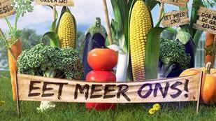 Groenterevolutie Voedingscentrum: eet meer groenten