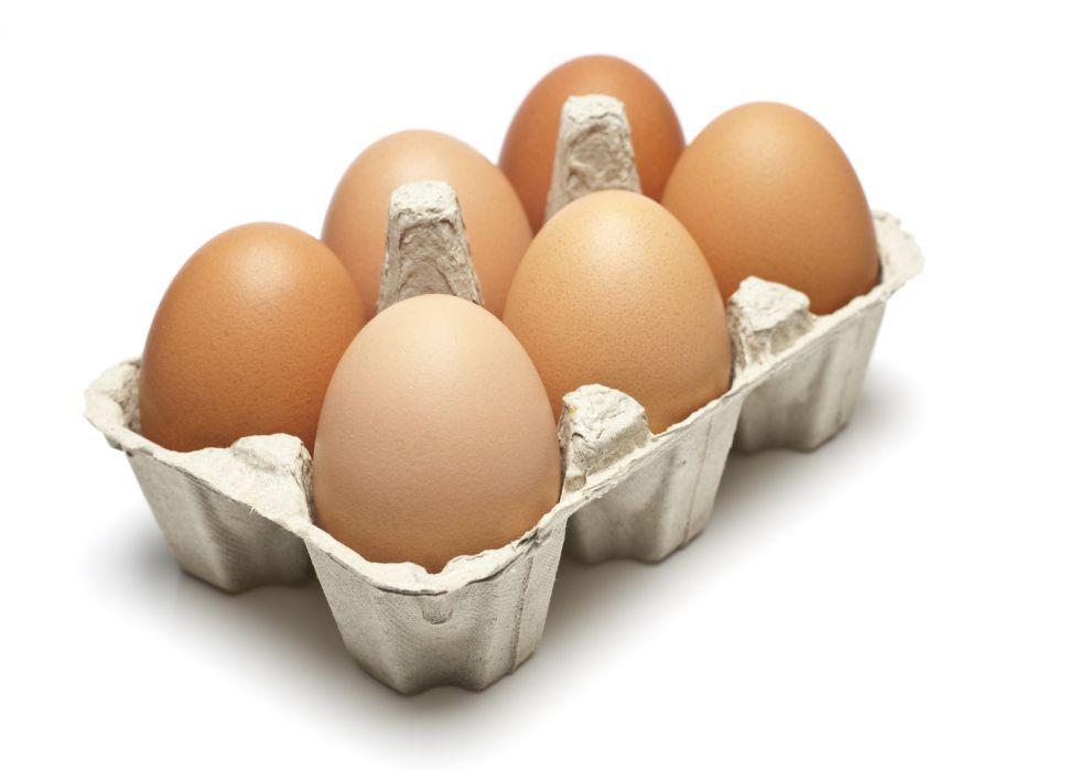 Hoe ouder een ei, hoe hoger het risico op Salmonella-besmetting
