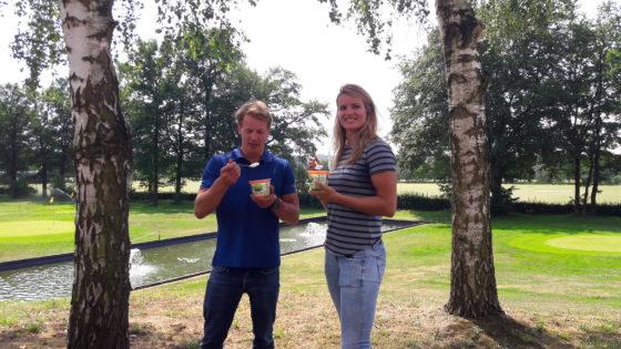 Dafne Schippers: 'Ik ben dag in dag uit met voeding bezig'