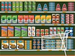 Diëtisten informeren consument in de supermarkt