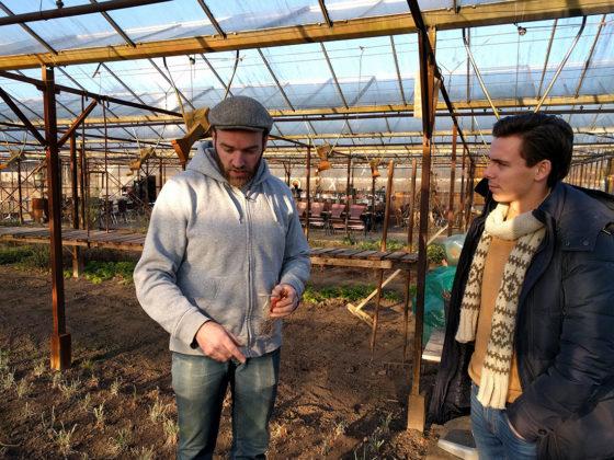 Koningshof deel 1 – Een 'coole' plek kennis over voedsel uit te wisselen