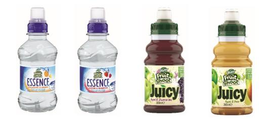 Fruit Shoot introduceert nieuwe lijn suikervrije kindersappen