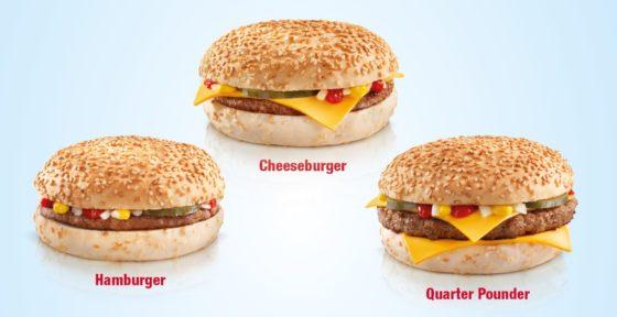 Productnieuws: McDonald's introduceert glutenvrije Hamburgers