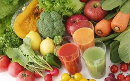 Meer antioxidanten in biologisch voedsel