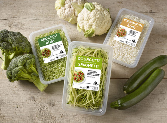 Jaarprijs: 'Twee vleesvervangers nemen het op tegen groenterijst en –spaghetti'