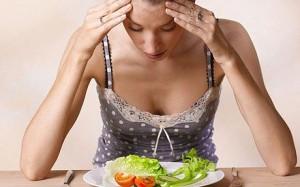 Veel meisjes voelen zich schuldig over eetgedrag
