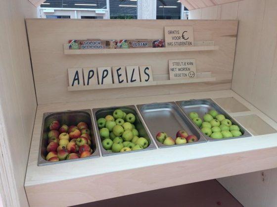 VU en HAS onderzoeken hoe je studenten aan snackgroente en -fruit krijgt