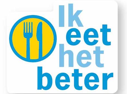 Basisschoolleerlingen in het Ik eet het beter-platform van Albert Heijn