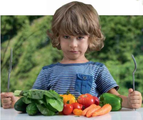Vegetarisch en veganistisch eten: Ook prima voor kinderen, maar oppassen voor tekorten