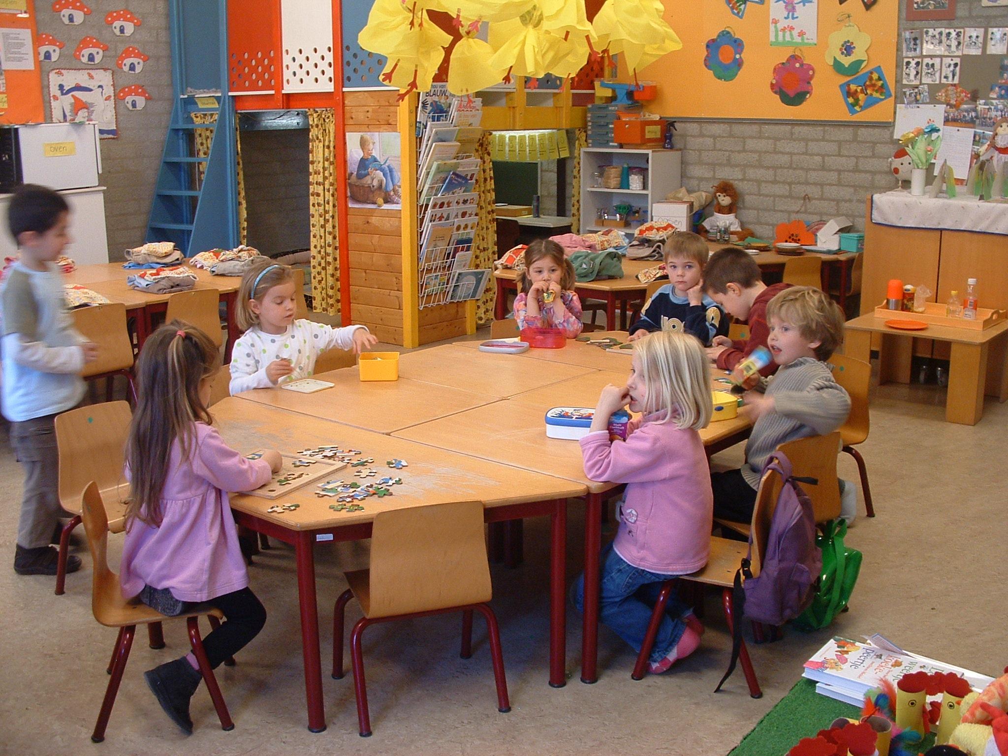 'Op dagverblijven leren kinderen meer groente en fruit eten'