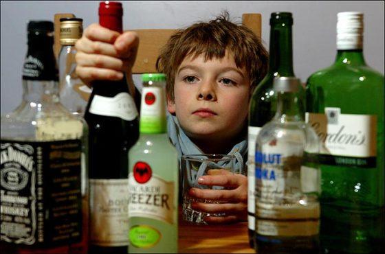 Meer jongeren met spoed opgenomen door drankgebruik