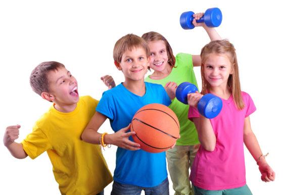 Betere lichaamssamenstelling en welzijn kinderen met Boks-programma
