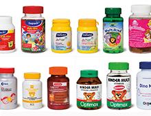 Veel kindervitamines te hoog gedoseerd
