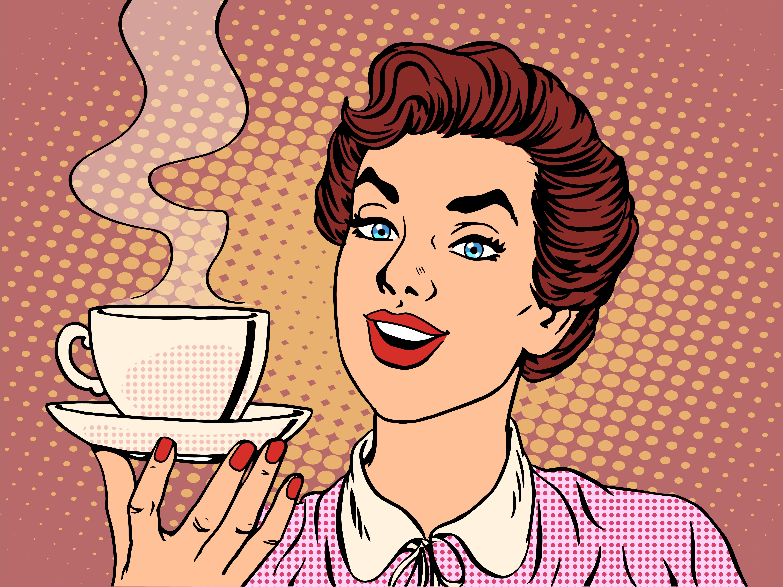 Koffie populairste drank na water